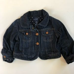 Babygap 12-18m 1969 denim jacket